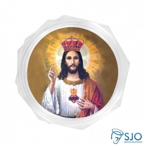 Embalagem Personalizada de Cristo Rei