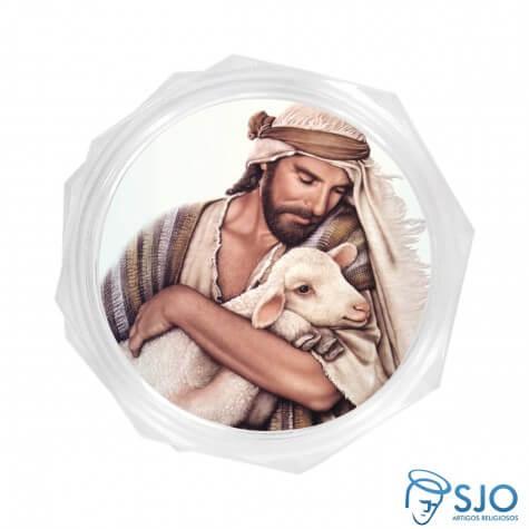 Embalagem Personalizada de Jesus Bom Pastor