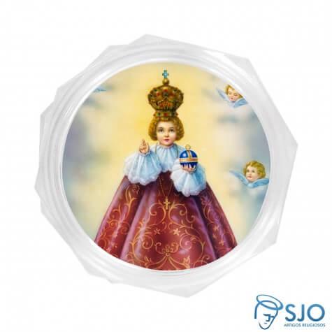 Embalagem Personalizada do Menino Jesus de Praga