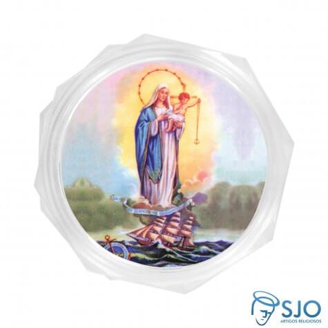 Embalagem Personalizada de Nossa Senhora dos Navegantes