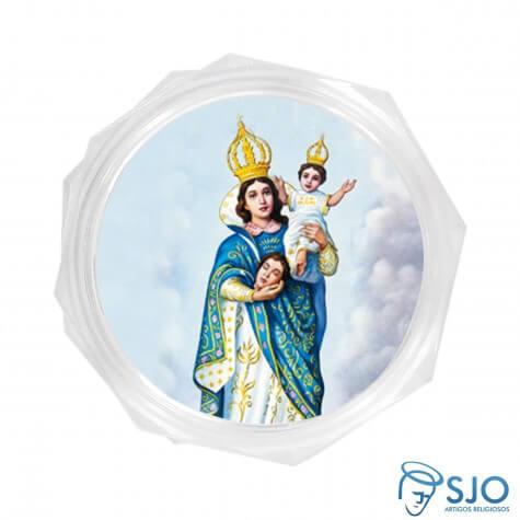 Embalagem Personalizada de Nossa Senhora da Cabeça