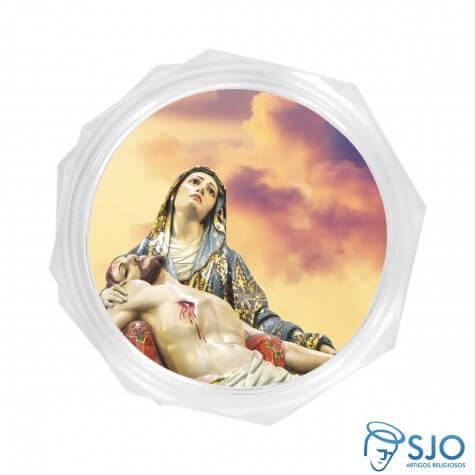 Embalagem Personalizada de Nossa Senhora da Piedade