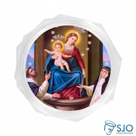 Embalagem Personalizada de Nossa Senhora do Ros�rio