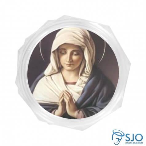 Embalagem Personalizada de Nossa Senhora do Silêncio