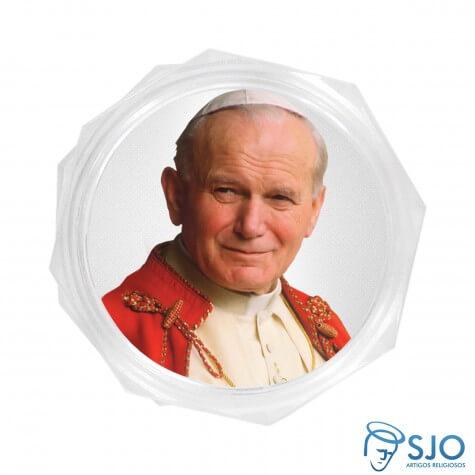 Embalagem Personalizada do Papa Jo�o Paulo II