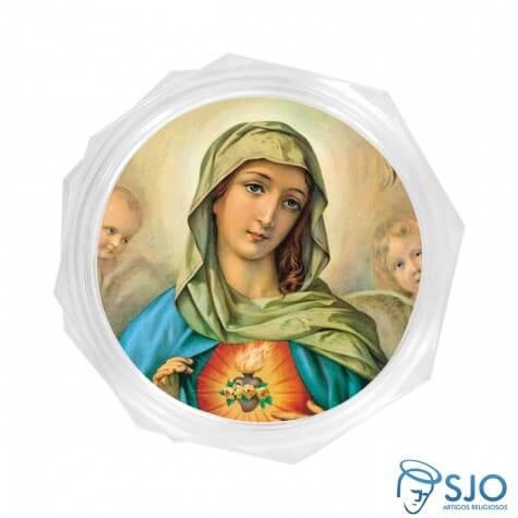 Embalagem Personalizada do Sagrado Cora��o de Maria