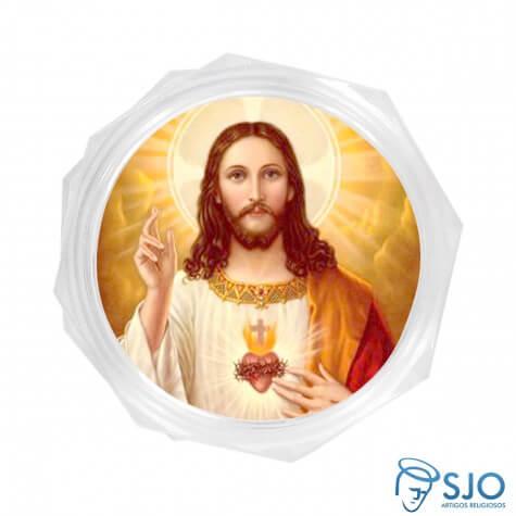 Embalagem Personalizada do Sagrado Coração de Jesus