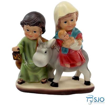 Imagem Infantil de Nossa Senhora do Desterro - 10 cm