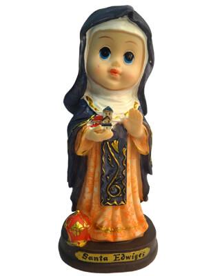 Imagem Infantil de Santa Edwiges - 10 cm
