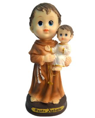 Imagem Infantil de Santo Antônio - 10 cm
