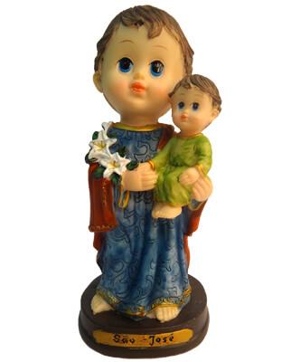 Imagem Infantil de São José - 10 cm