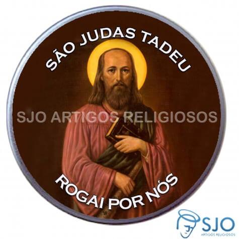 Latinha Personalizada de São Tadeu