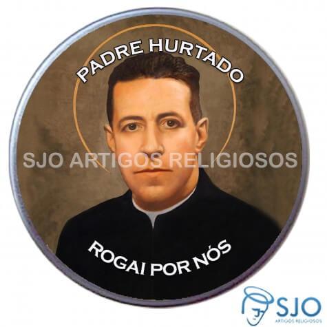Latinha Personalizada do Padre Hurtado