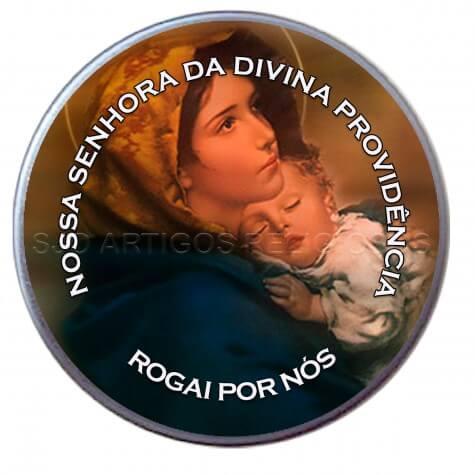 Latinha Personalizada de Nossa Senhora da Divina Provid�ncia