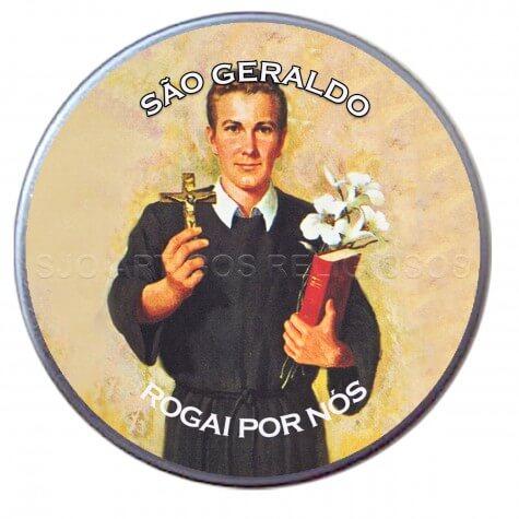 Latinha Personalizada de São Geraldo