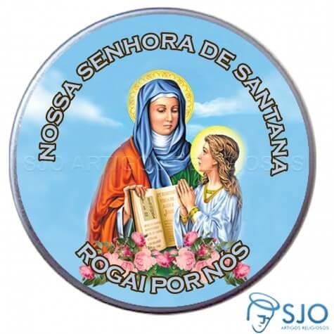 Latinha Personalizada de Nossa Senhora de Santana