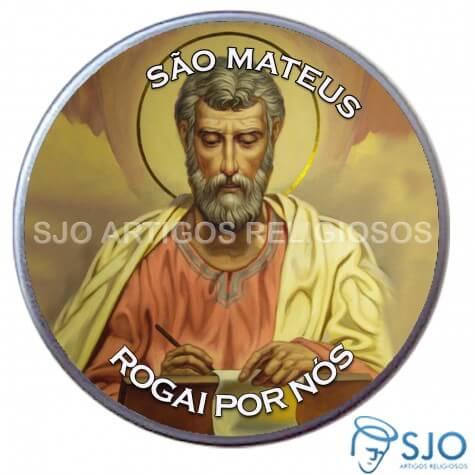 Latinha Personalizada de São Mateus