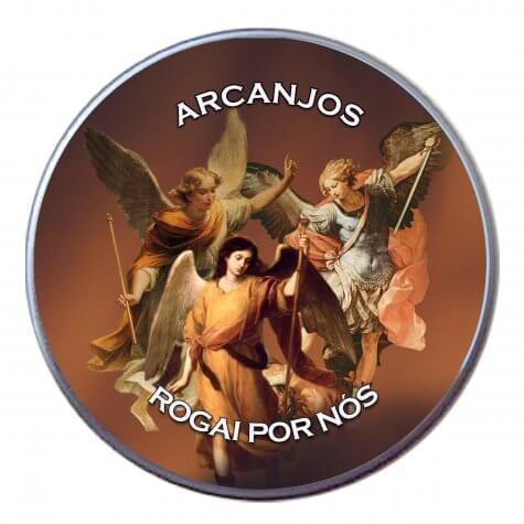 Latinha Personalizada Arcanjos