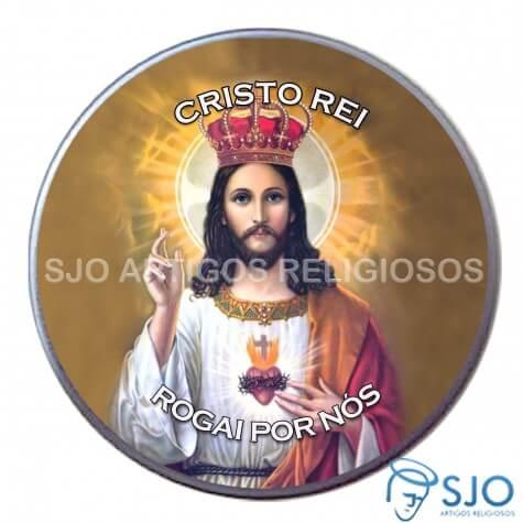 Latinha Personalizada de Cristo Rei