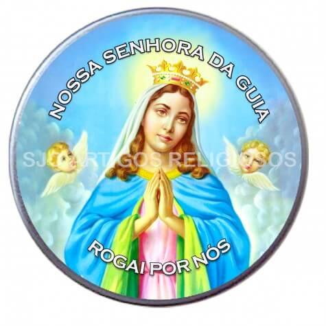 Latinha Personalizada de Nossa Senhora da Guia