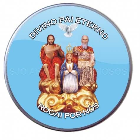 Latinha Personalizada do Divino Pai Eterno