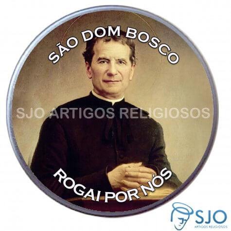 Latinha Personalizada de Dom Bosco