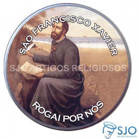 Latinha Personalizada de São Francisco Xavier