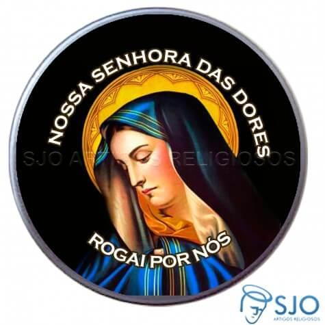 Latinha Personalizada de Nossa Senhora das Dores