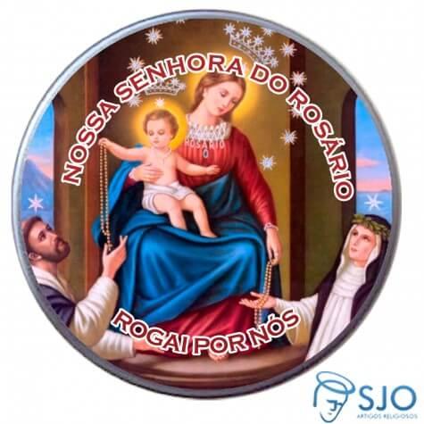 Latinha Personalizada de Nossa Senhora do Rosário
