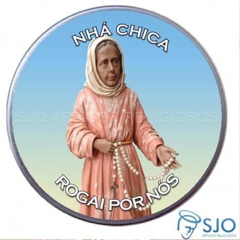 Latinha Personalizada de Nh� Chica