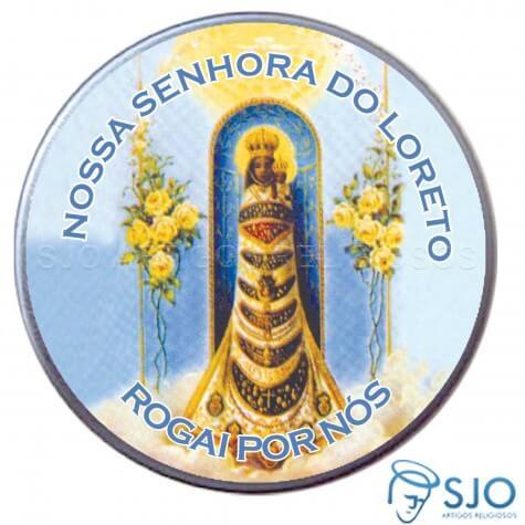 Latinha Personalizada de Nossa Senhora do Loreto