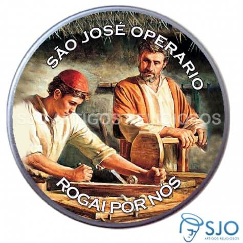 Latinha Personalizada de S�o Jos� do Oper�rio
