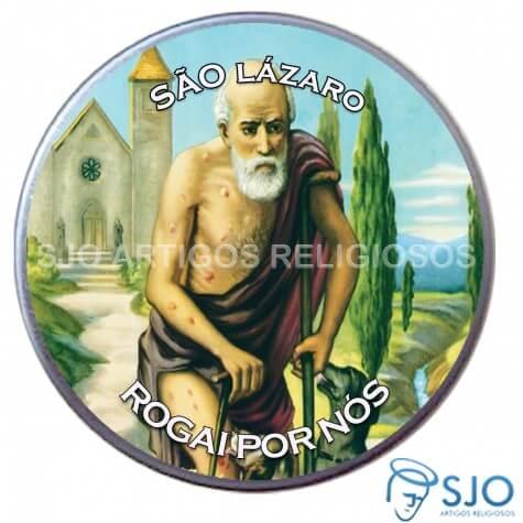 Latinha Personalizada de São Lázaro