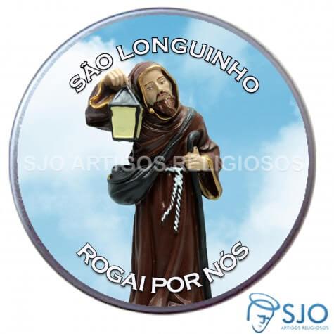 Latinha Personalizada de São Longuinho