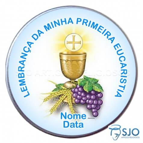 Latinhas Personalizadas - Eucaristia - Mod. 02