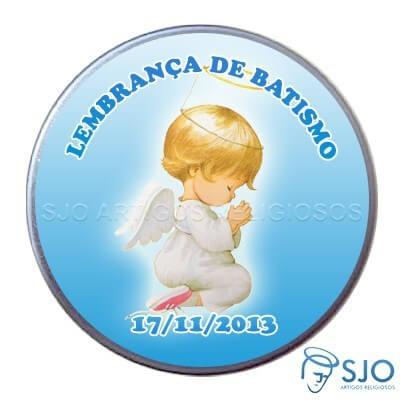 Latinhas Personalizadas - Batismo - Mod. 06