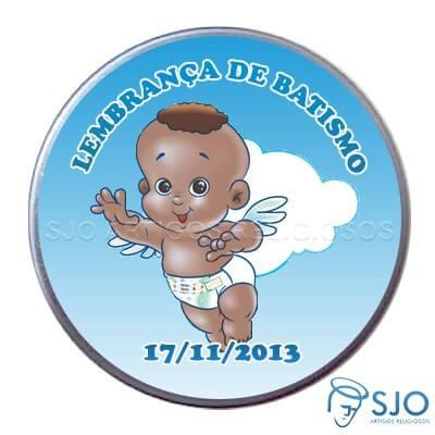 Latinhas Personalizadas - Batismo - Mod.03