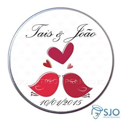 Latinha de casamento - Mod. 13