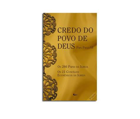 Livro - Credo do Povo de Deus