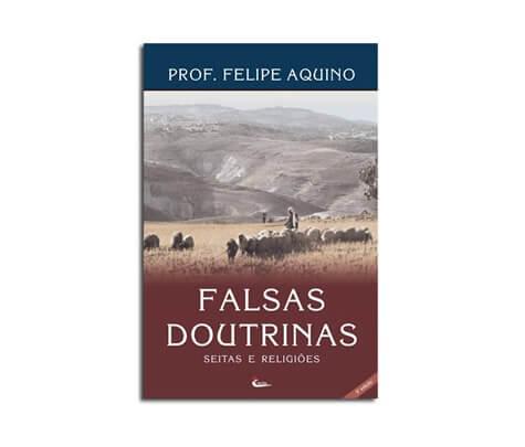 Livro - Falsas Doutrinas - Seitas e Religi�es