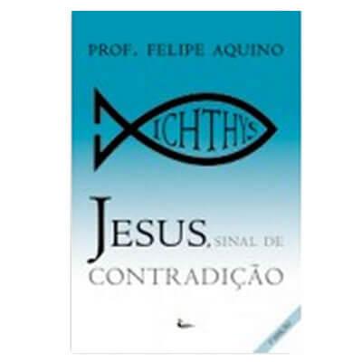 Livro - Jesus Sinal de Contradição