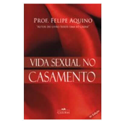 Livro - Vida Sexual no Casamento
