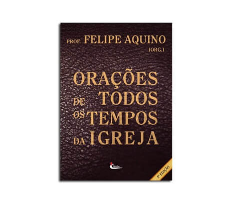 Livro - Ora��es de todos os tempos da Igreja