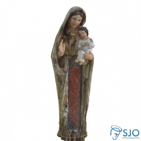 Imagem de resina Mãe Rainha - Modelo 2 - 30 cm