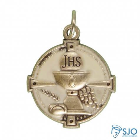 Medalha 1° Comunhão Resinada