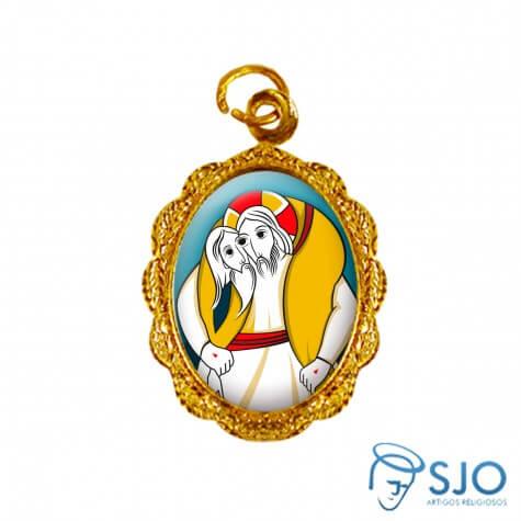 Medalha de Alumínio - Ano da Misericórdia