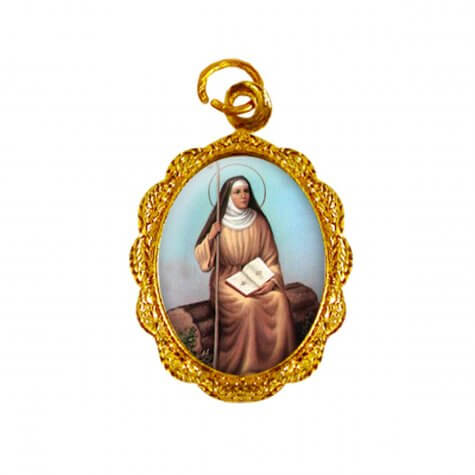 Medalha de Alumínio - Santa Mônica