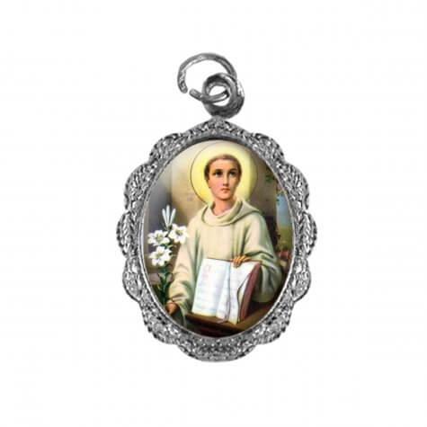 Medalha de alumínio - São Bernardo
