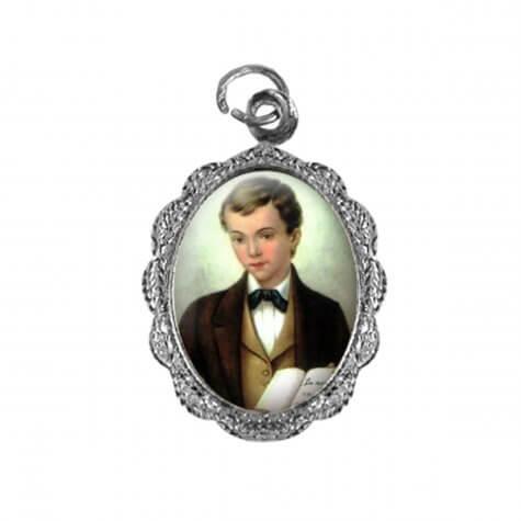 Medalha de Alumínio - São Domingo Sávio