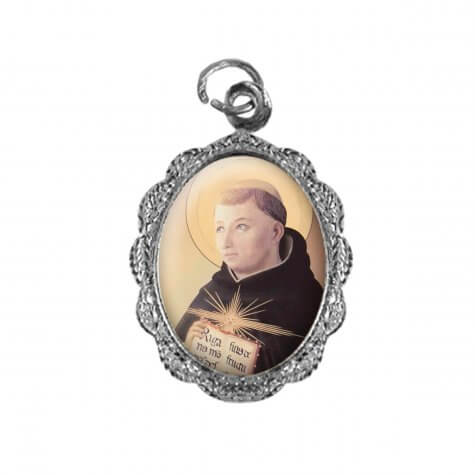 Medalha de Alumínio São Tomás de Aquino
